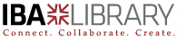 IBA Library: Connect. Collaborate. Create.