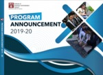Program Announcement 2019-20 by Institute of Business Administration